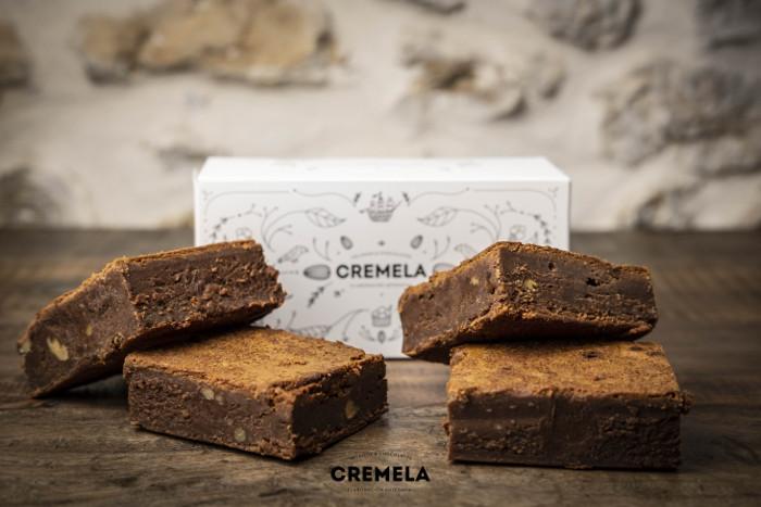 brownie-cremela